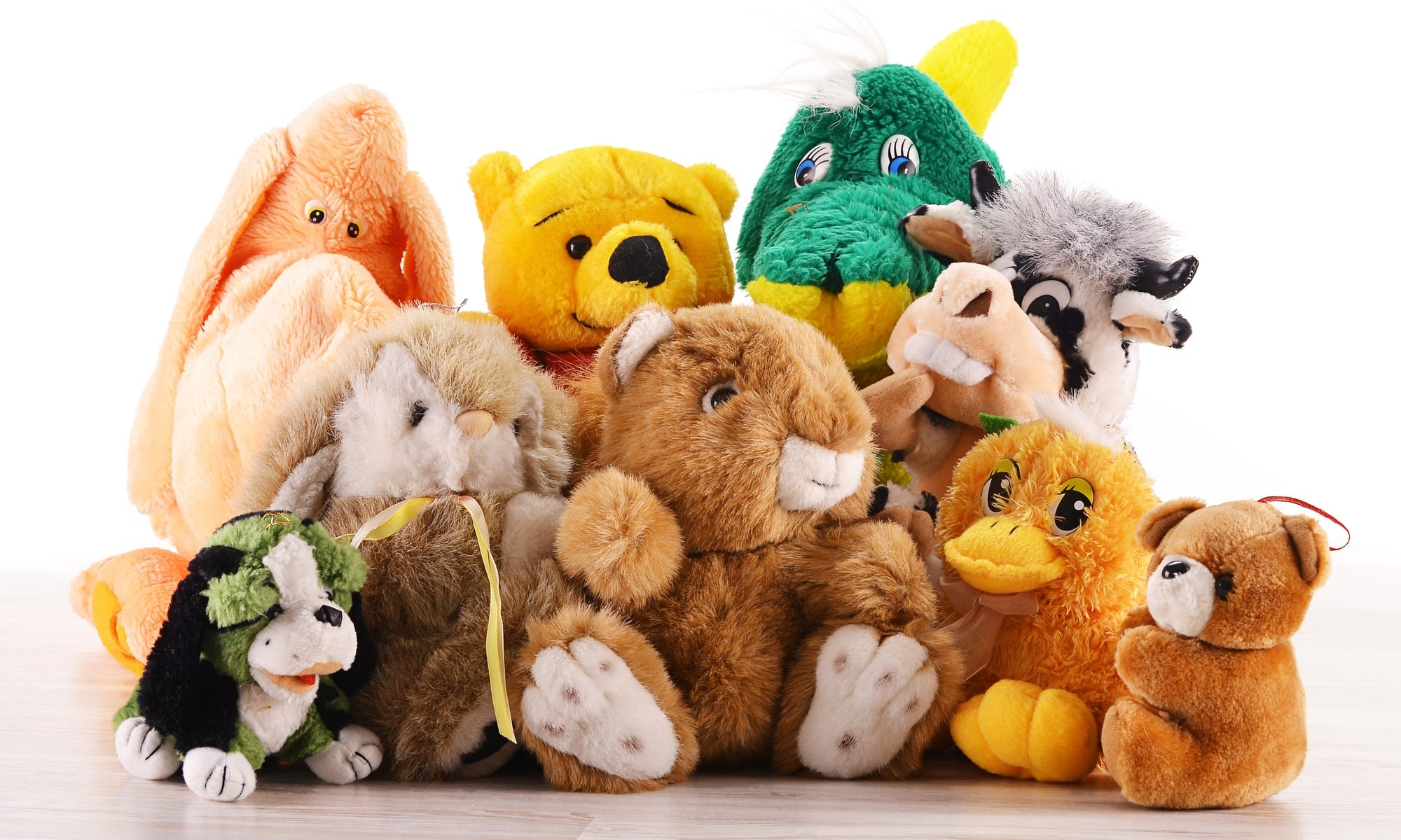 Teddy Bears and Toys from Babywear Brands